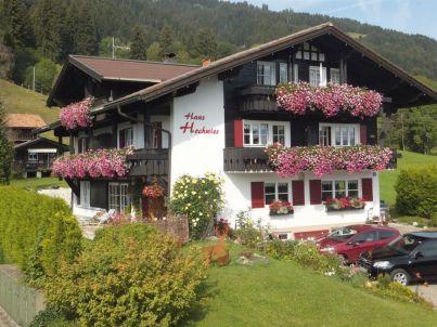 Steinbock im Haus Hochwies