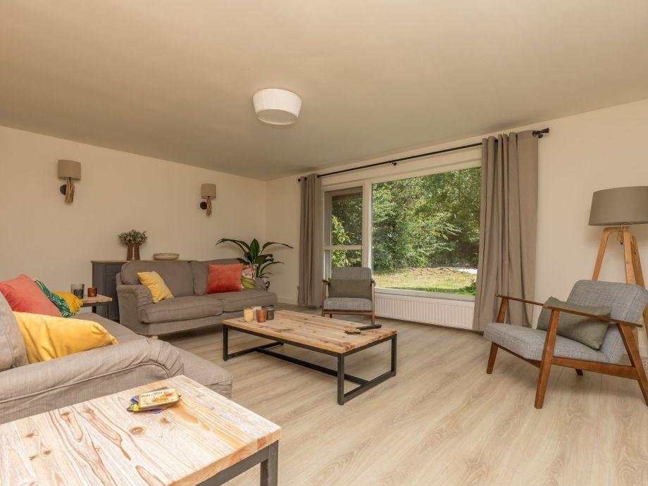 Ferienhaus de duinparel zeeland burgh haamstede firma - Eingerichtete wohnzimmer ...