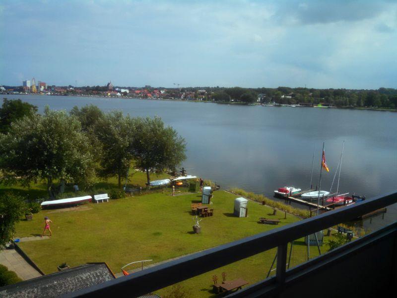 Ferienwohnung an Ost- und Binnen-See