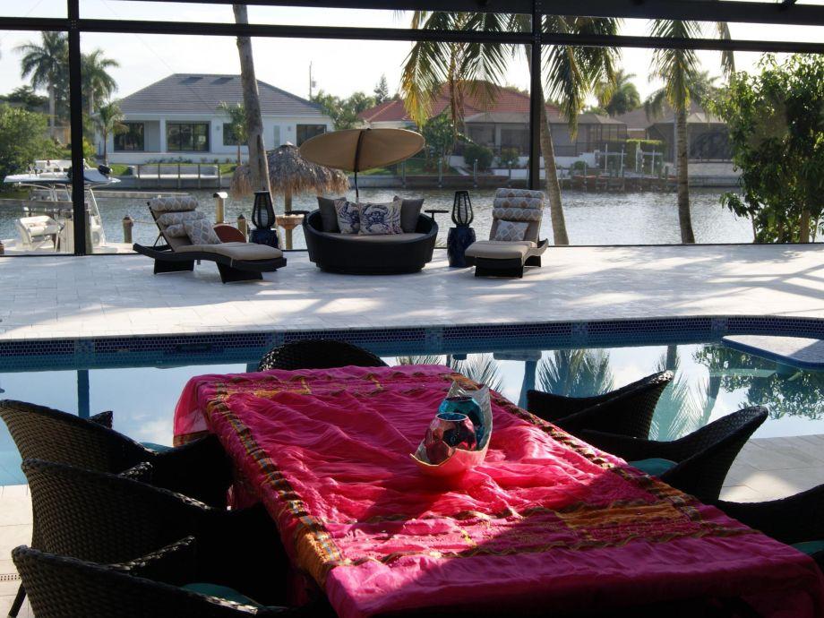 Schwimmbad Villa Prestige