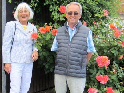 Ihr Gastgeber Hildegard und Dieter Schilling
