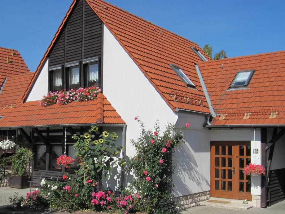 "Ferienhaus ""Rosen-Ambiente"""