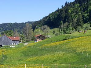 Ferienwohnung Bergbauernhof Aichele