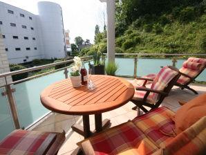 Ferienwohnung Villa am Hang, Whg. 1
