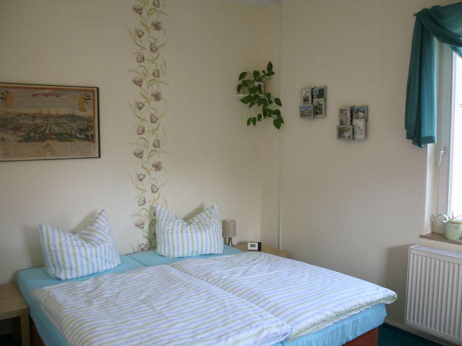 Ferienwohnung familie freiwald saale unstrut sachsen for Kleines doppelbett