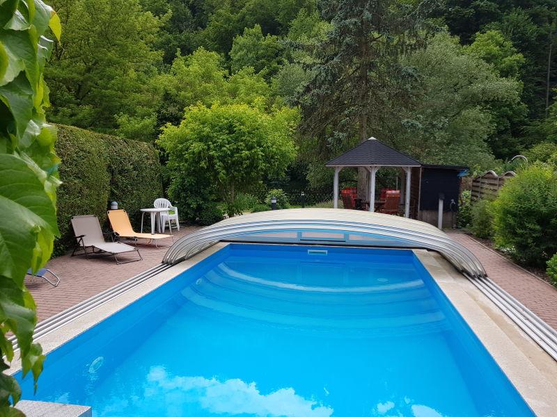 Ferienhaus am Werraufer