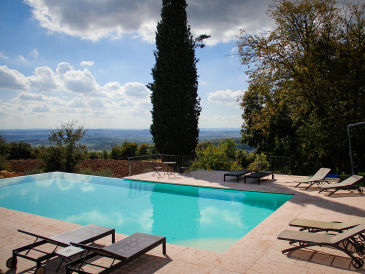 Winzerhof Agriturismo Le Croibe (Bed and Breakfast mit Pool)