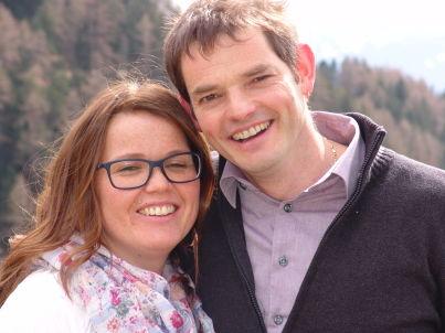 Ihr Gastgeber Veronika und Markus Sieder