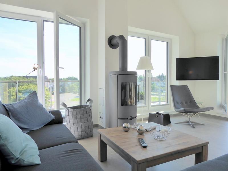 Ferienwohnung Penthouse Kiebitz 4/7 - Nordsee Park Dangast