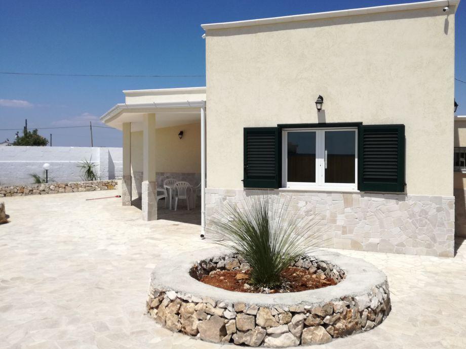 Villa Laura in Apulia