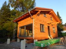 Ferienhaus 4-Sterne Blockhaus Comfort Hütte Ferienhaus