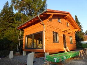 4-Sterne Blockhaus Comfort Hütte Ferienhaus