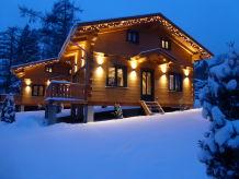 4-Sterne Blockhaus Relax Hütte Ferienhaus