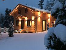 5-Sterne Blockhaus Relax Hütte Ferienhaus