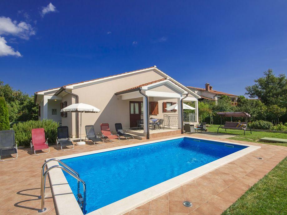 Ferienhaus casa celestine vinez labon rabac ostk ste - Formentera ferienhaus mit pool ...