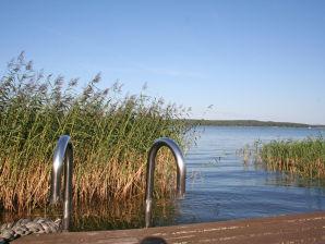 Ferienwohnung Ilonas Seeblick direkt am Plauer See