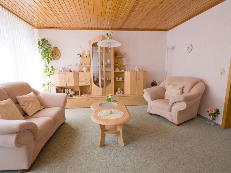"""Holiday apartment 4 Sterne Ferienwohnung Trautmann Wohnung """"FICHTE"""""""