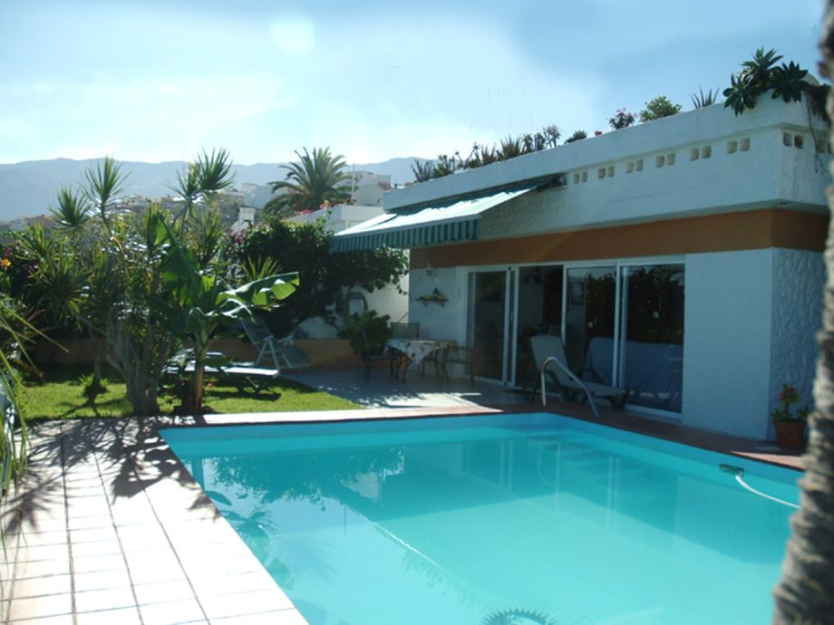 Ferienhaus Casa Tirol mit Pool, Teneriffa Nord - Herr Manfred ...