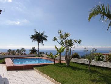 Ferienhaus Casa Tirol mit Pool