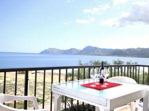 Ferienhaus am Strand für 6 Personen