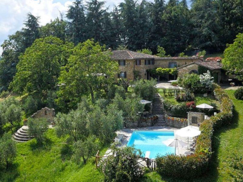 Ferienhaus in Borgo San Lorenzo