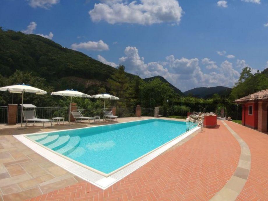 Außenaufnahme Colonica Garfagnana