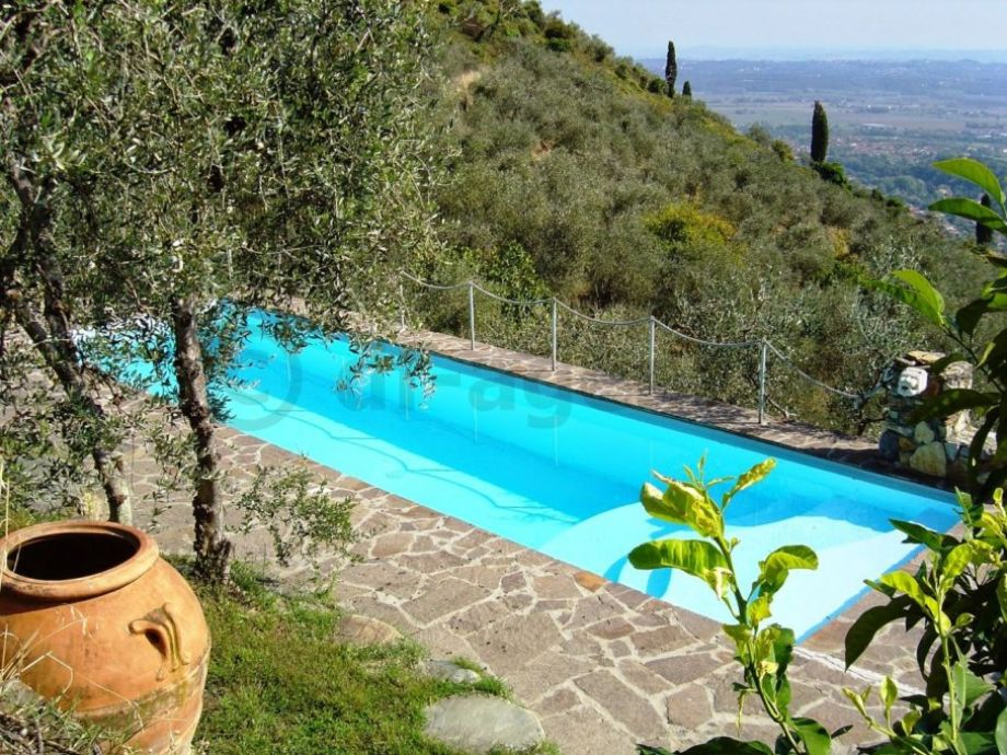 Außenaufnahme Villa Caterina