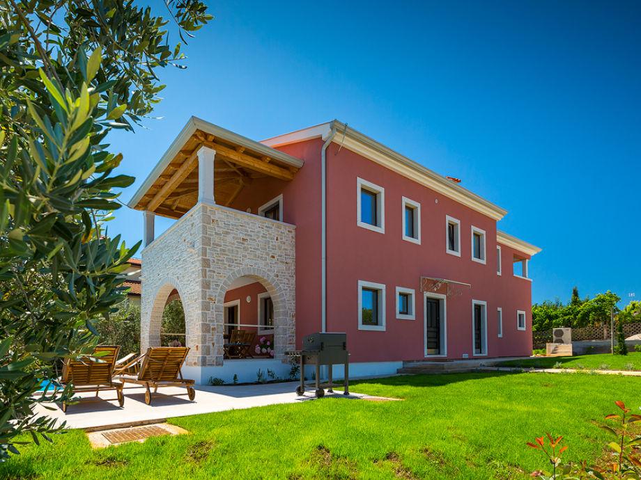 Außenaufnahme Villa Rea
