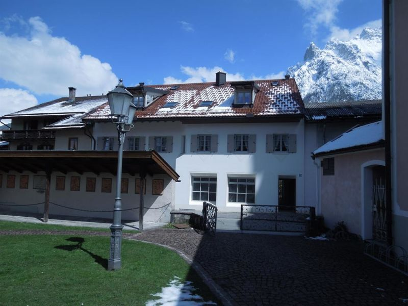 Holiday apartment Ballenhaus 1