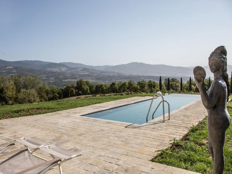 Ferienhaus Torre dei Sogni mit Pool