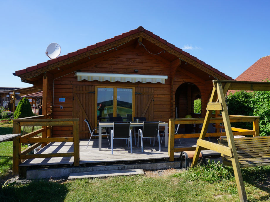Haus Tobias mit Terrasse