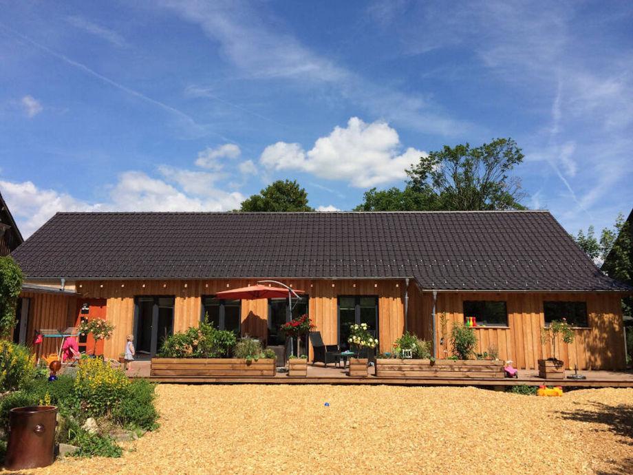 Holzhaus mit herrlicher Atmosphäre
