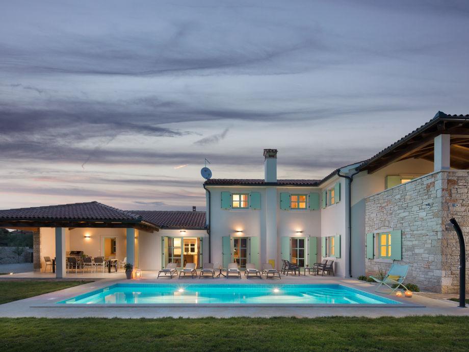 Außenaufnahme Villa Roko
