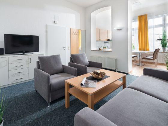 Ferienwohnungen Villa Rosenhof Norderney