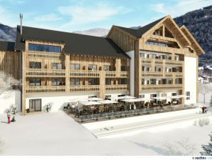 Ferienwohnung Hallstatt-Dachstein Luxury 1 Gosau