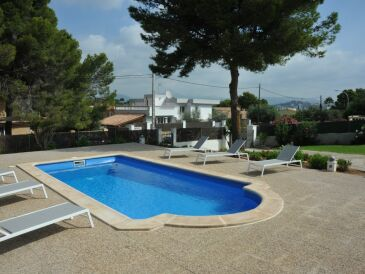 Ferienhaus mit Pool - ID 2707