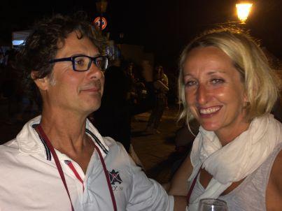 Your host Alessandra viviani