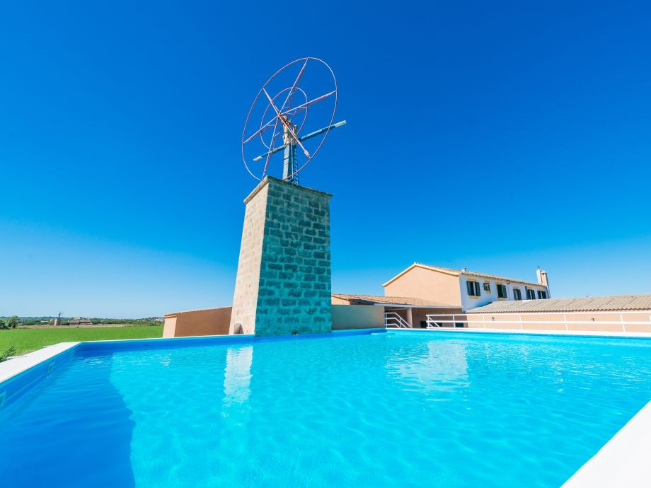 Sa Tanca Vella with swimming pool
