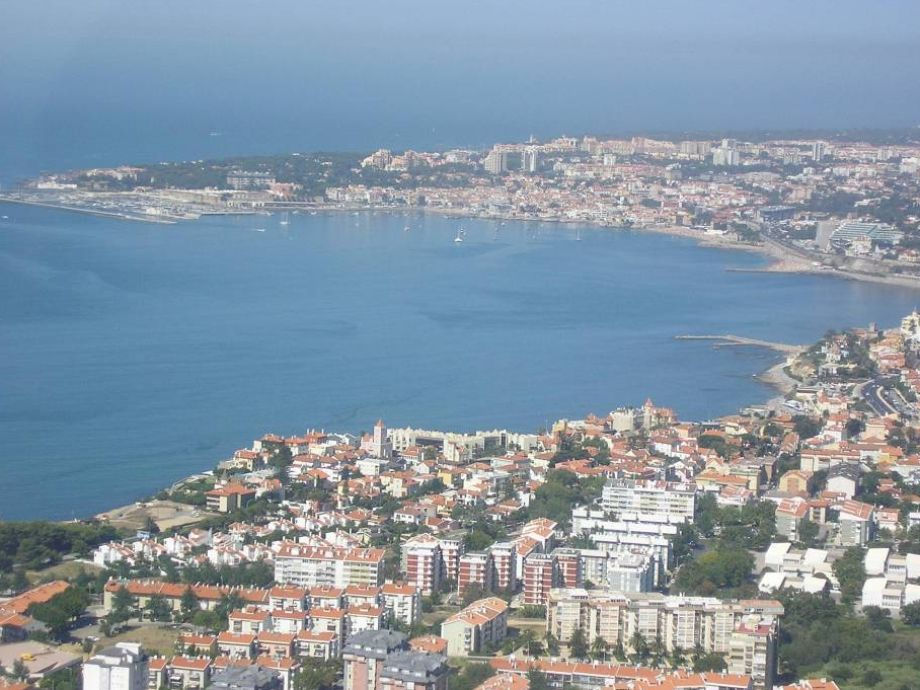 View of the Cascais Bay
