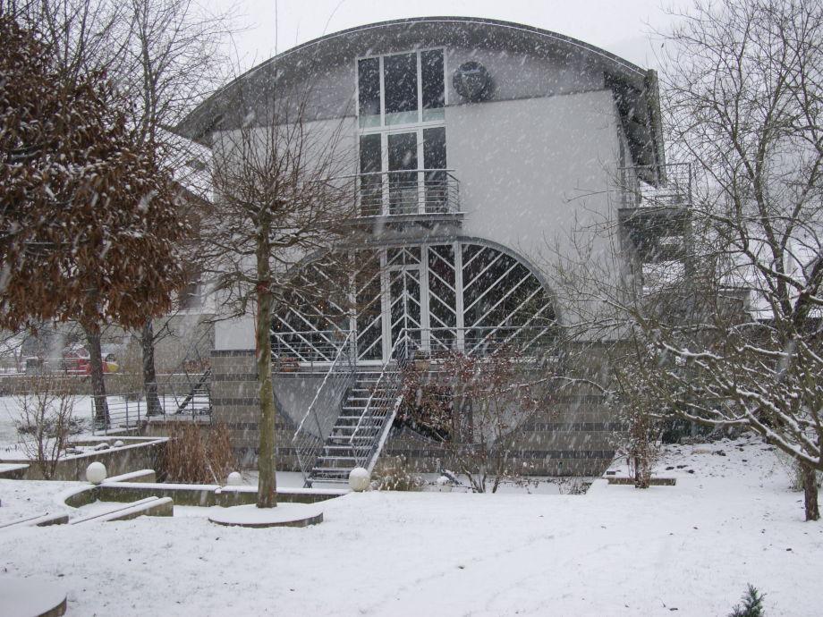 Ferienwohnung Arrastal im Winter