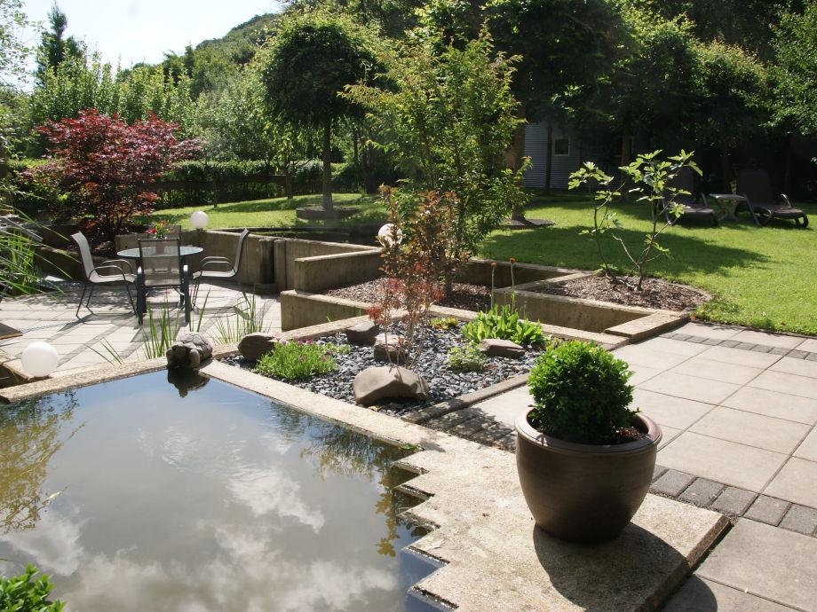 Garten-/Teichanlage