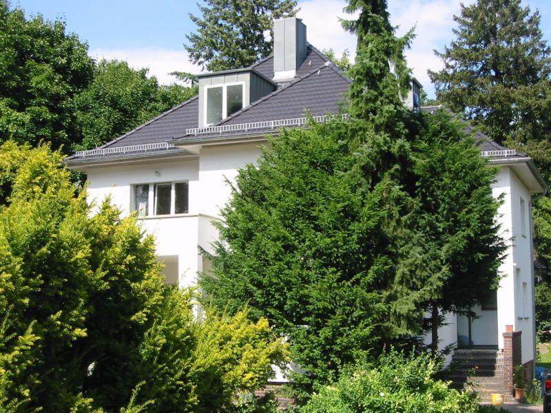 Holiday apartment Villa Babelsberg