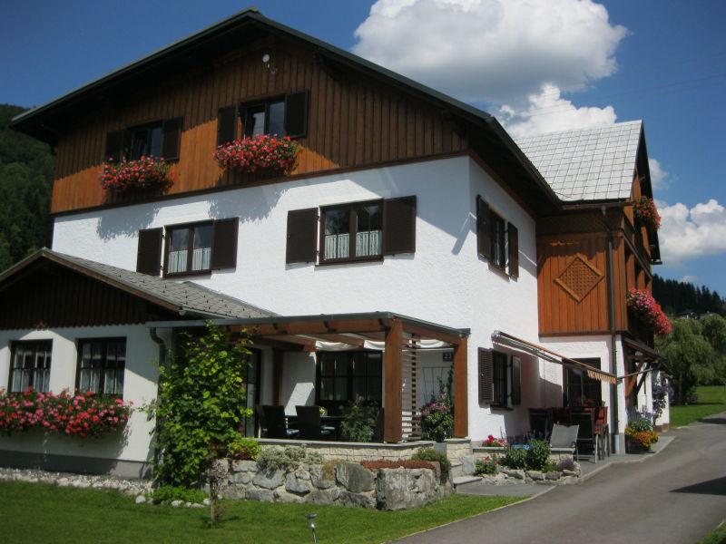 Ferienwohnung Musler mit Terrasse