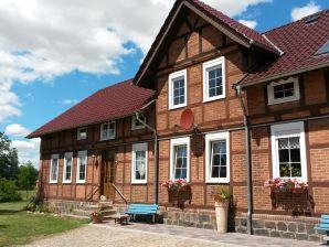 Ferienhaus Ziegenhof Polkern bei Osterburg(Altmark)