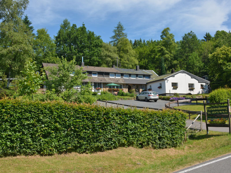 Holiday apartment In Haus Sonnentau.