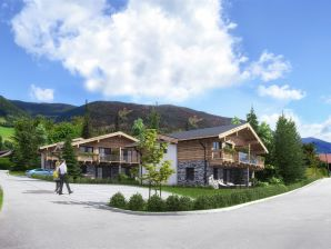 Ferienhaus Green Garden Lodge B1 Walchen/Kaprun