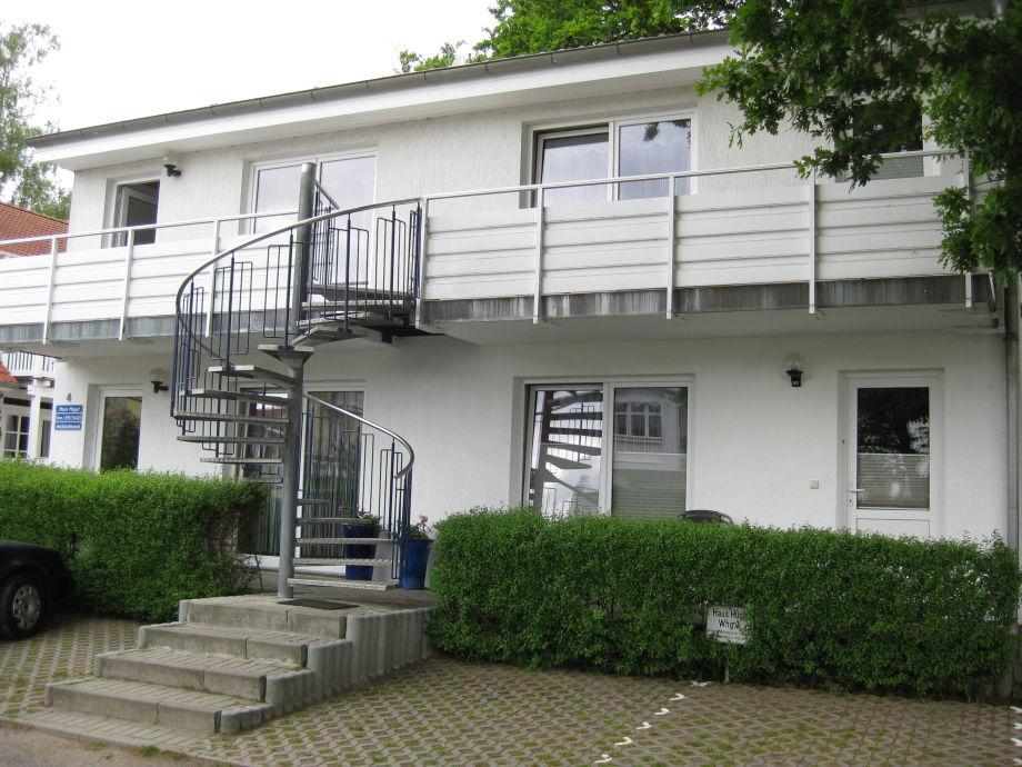 Haus Hügel Rügen Binz