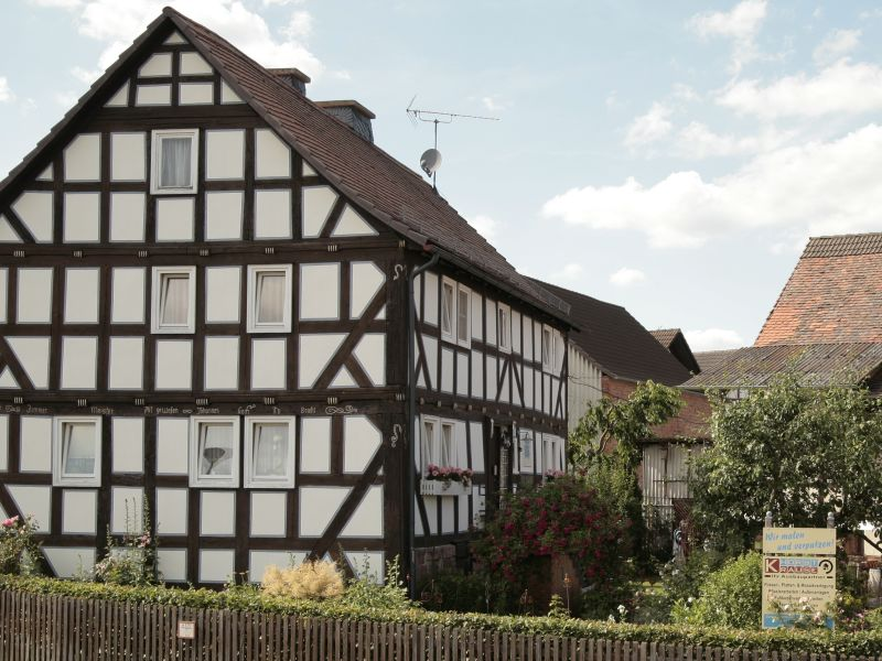 Holiday house Ferienhaus Werts Hof