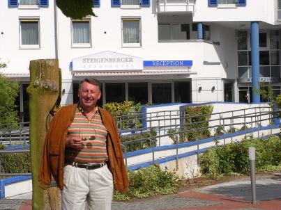 Ihr Gastgeber Bernd Pfennig