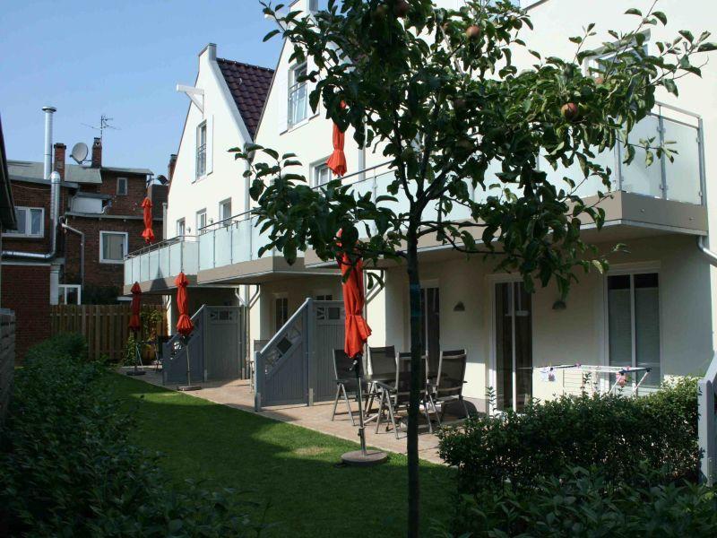 Ferienwohnung Stadtwohnung 4, Hafenstraße 10 A